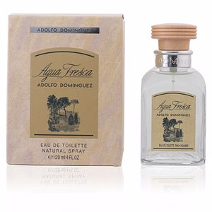 Adolfo Dominguez, AGUA FRESCA eau de toilette spray 120 ml