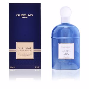 Gel de baño SHALIMAR satin shower gel Guerlain