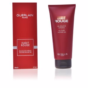 Shower gel HABIT ROUGE all-over shower gel Guerlain