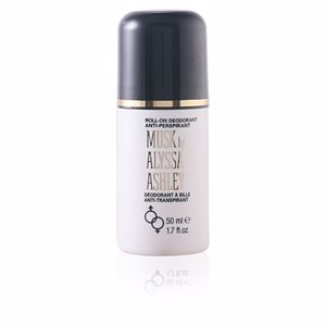 Desodorante MUSK deodorant anti-perspirant roll-on Alyssa Ashley