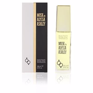 Alyssa Ashley MUSK  perfume