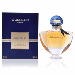 SHALIMAR eau de parfum spray 50 ml