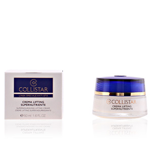 Flash effect ANTI-AGE supernourishing lifting cream Collistar