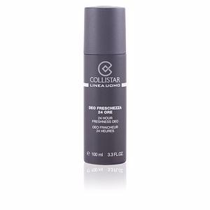 LINEA UOMO 24 hour freshness deodorant spray 100 ml