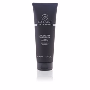 Gel de baño LINEA UOMO toning shower gel Collistar