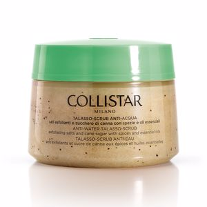 Traitements et crèmes réductrices PERFECT BODY anti-water talasso scrub Collistar