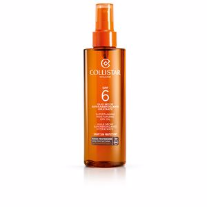 Body SUPERTANNING dry oil SPF6