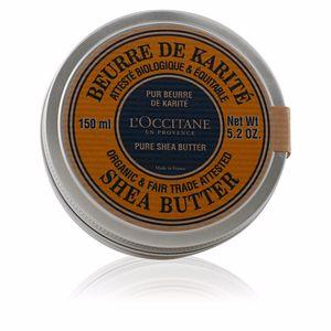 Körperfeuchtigkeitscreme KARITE beurre de karité L'Occitane