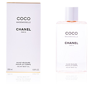 COCO MADEMOISELLE body oil 200 ml