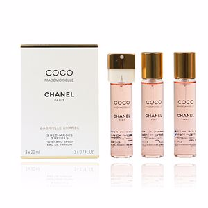 Chanel COCO MADEMOISELLE 3 Recargas perfume