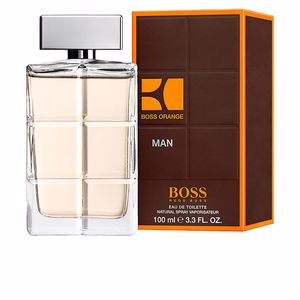 BOSS ORANGE MAN eau de toilette vaporizador 100 ml