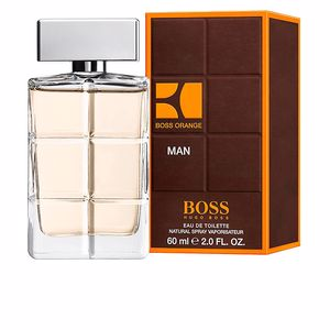 BOSS ORANGE MAN eau de toilette vaporizador 60 ml