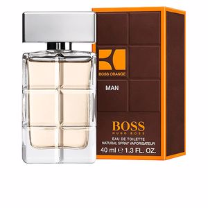 BOSS ORANGE MAN eau de toilette vaporizador 40 ml