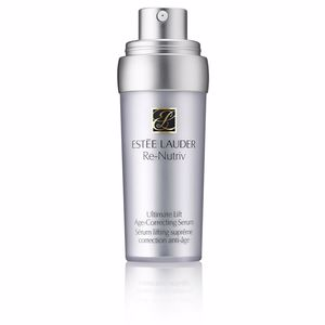 Anti-rugas e anti envelhecimento - Tratamento para flacidez do rosto RE-NUTRIV ULTIMATE LIFT age-correcting serum Estée Lauder
