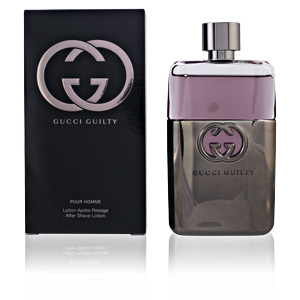 GUCCI GUILTY HOMME after shave 90 ml