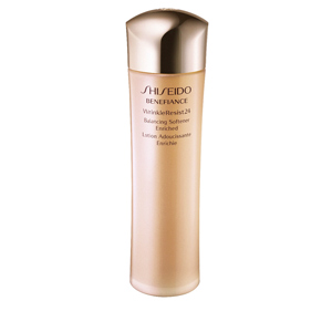 Toner BENEFIANCE WRINKLE RESIST 24 softener enriched Shiseido