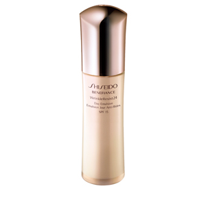 Crèmes anti-taches BENEFIANCE WRINKLE RESIST 24 day emulsion Shiseido