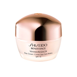 Anti aging cream & anti wrinkle treatment BENEFIANCE WRINKLE RESIST 24 day cream Shiseido
