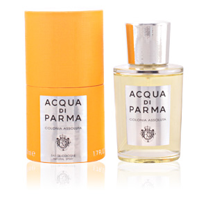 COLONIA ASSOLUTA eau de cologne vaporizador 50 ml