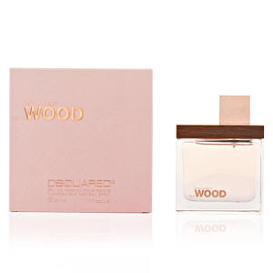 SHE WOOD eau de parfum spray 50 ml