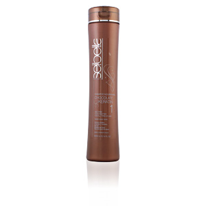 SEIBELLA shampoo chocolate & keratin 300 ml