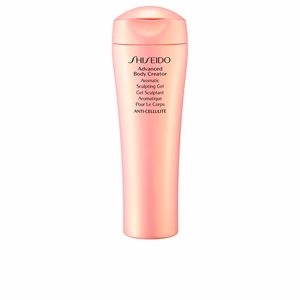 Straffend  BODY CREATOR advanced aromatic sculpting gel Shiseido