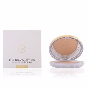 SILK EFFECT compact powder #02-honey 7 gr