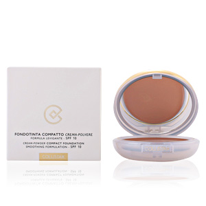 Foundation makeup CREAM POWDER compact Collistar