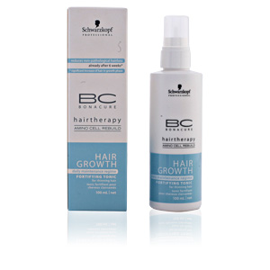 BC H&S hair growth fortifying tonic 100 ml