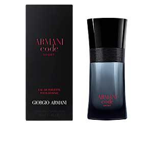 ARMANI CODE SPORT edt vaporizador 50 ml
