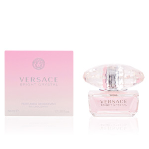 Desodorante BRIGHT CRYSTAL deodorant spray Versace