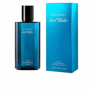 Déodorant COOL WATER mild deodorant spray Davidoff
