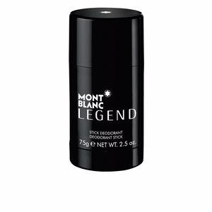Déodorant LEGEND deodorant stick Montblanc