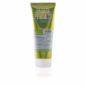 Shiny hair products - Hair repair conditioner BED HEAD re-energize conditioner Tigi