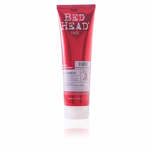 Shampooing anti-casse - Shampooing hydratant BED HEAD  resurrection shampoo Tigi