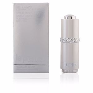 Dark circles, eye bags & under eyes cream WHITE CAVIAR illuminating eye serum La Prairie