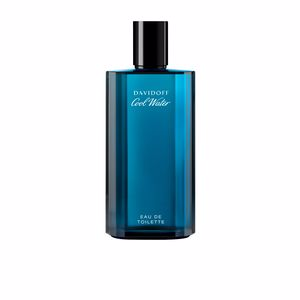 Davidoff, COOL WATER eau de toilette vaporizador 125 ml