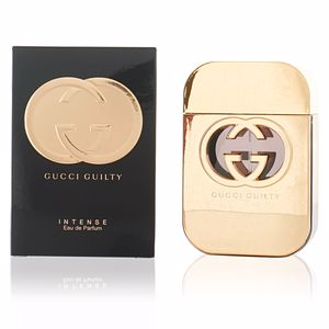 GUCCI GUILTY edp intense vaporizador 75 ml