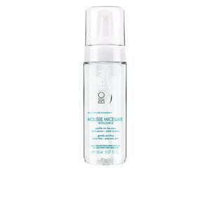 Micellar water BIOSOURCE eau micellaire mousse Biotherm