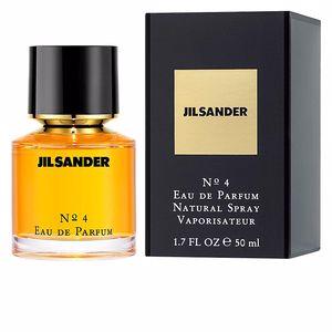 JIL SANDER Nº4 eau de parfum spray 50 ml