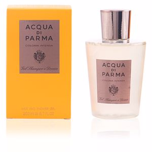 Shower gel COLONIA INTENSA hair & shower gel Acqua Di Parma
