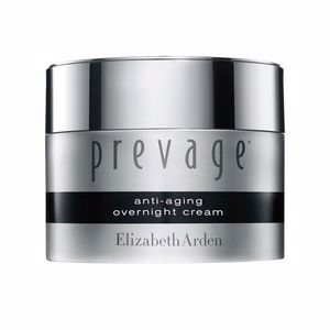 Antifatigue facial treatment PREVAGE anti-aging night cream Elizabeth Arden
