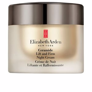 Tratamiento Facial Reafirmante CERAMIDE lift and firm night cream Elizabeth Arden