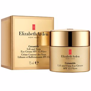 Anti ojeras y bolsas de ojos CERAMIDE lift and firm  eye cream SPF15 Elizabeth Arden