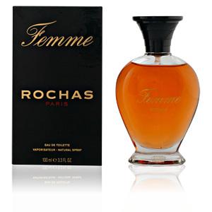 ROCHAS FEMME edt vaporizador 100 ml