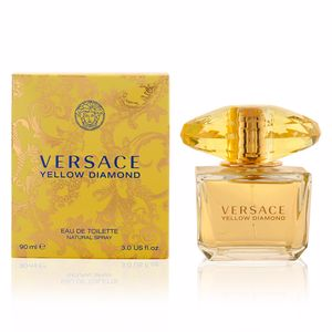 Versace, YELLOW DIAMOND eau de toilette vaporizador 90 ml