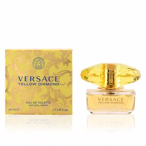 Versace, YELLOW DIAMOND eau de toilette vaporizador 50 ml