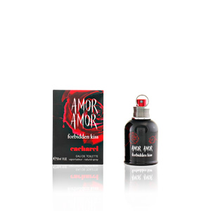 AMOR AMOR FORBIDDEN KISS edt vaporizador 30 ml