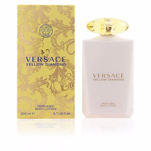 Body moisturiser YELLOW DIAMOND perfumed body lotion Versace