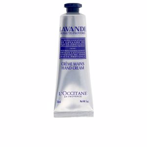 Hand cream & treatments LAVANDE crème mains L'Occitane